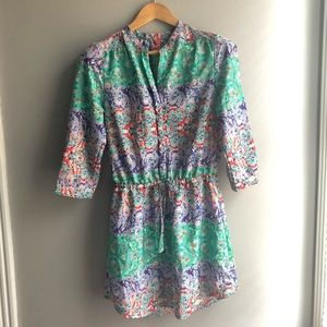 Eight Sixty Floral Dress